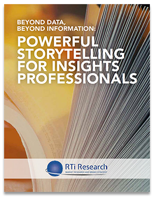 Powerful Story Telling For Insights Professionals