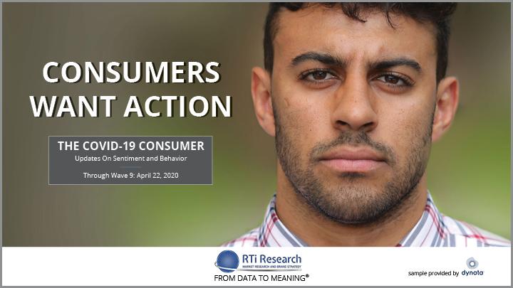 The Covid-19 Consumer Report 4.22.20