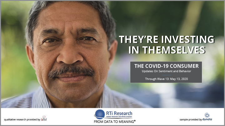 The Covid-19 Consumer | May 13, 2020 | RTi Research