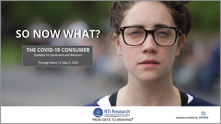 The Covid-19 Consumer | 5.6.20 | RTi Research
